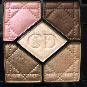 """Dior 5 eyeshadow quad """"Rosy Tan"""""""